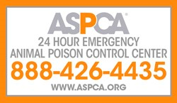 aspca pet poison control center